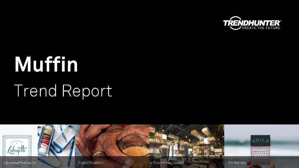 Muffin Trend Report Research