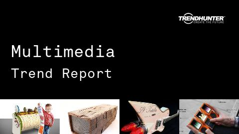 Multimedia Trend Report and Multimedia Market Research