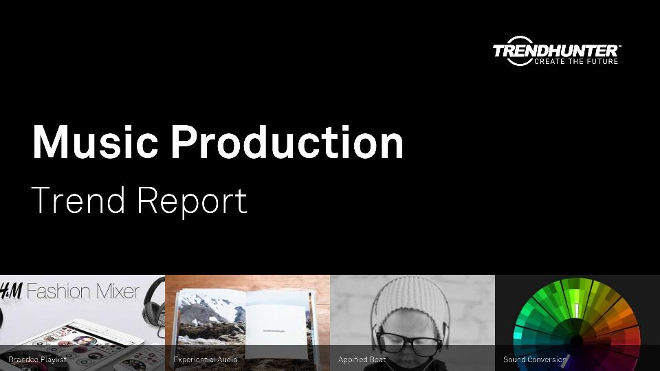 Music Production Trend Report Research