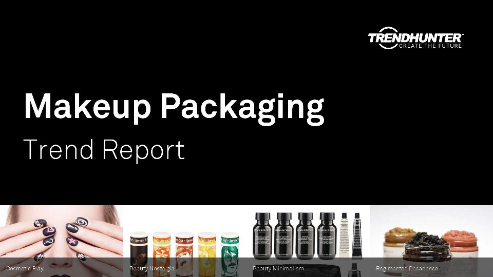 Makeup Packaging Trend Report Research