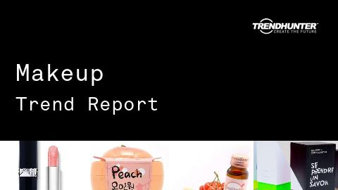 Makeup Trend Report and Makeup Market Research
