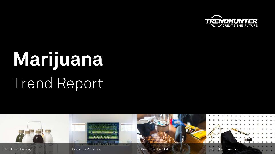 Marijuana Trend Report Research