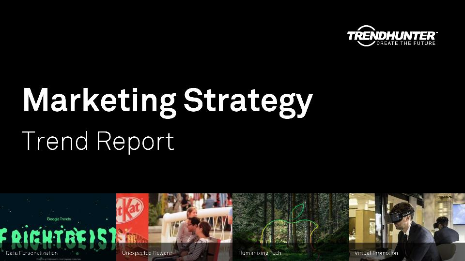 Marketing Strategy Trend Report Research