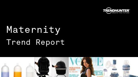 Maternity Trend Report and Maternity Market Research
