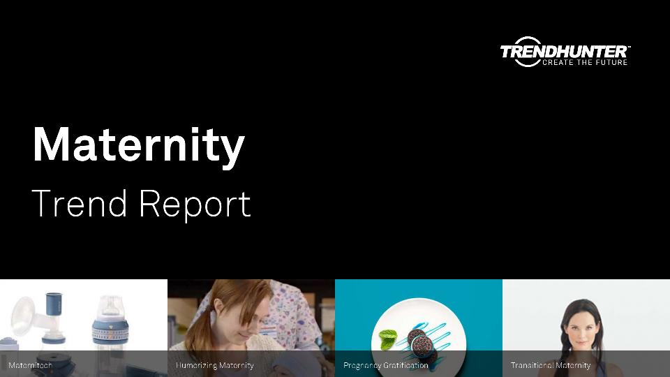 Maternity Trend Report Research