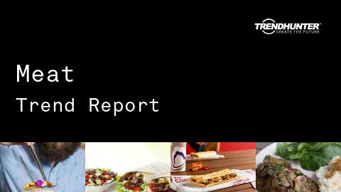 Meat Trend Report and Meat Market Research