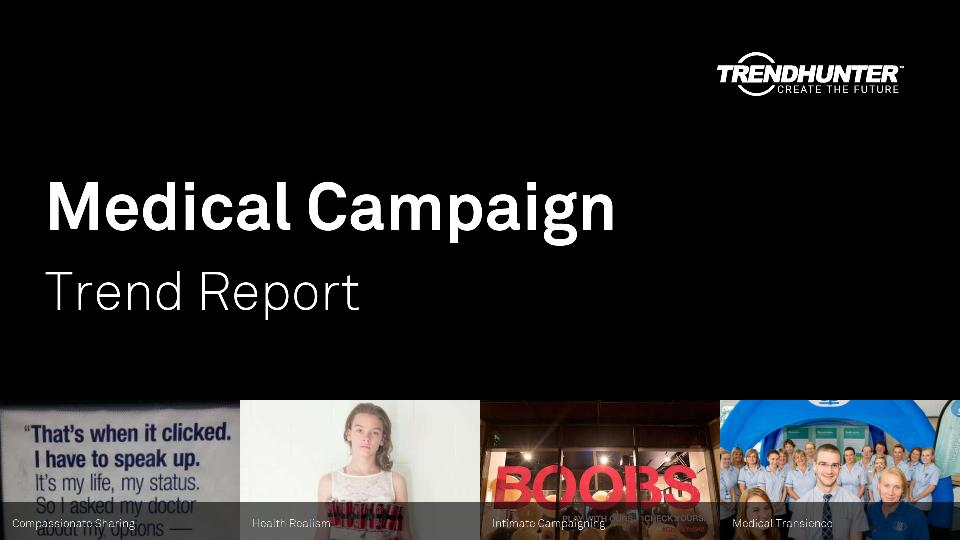 Medical Campaign Trend Report Research