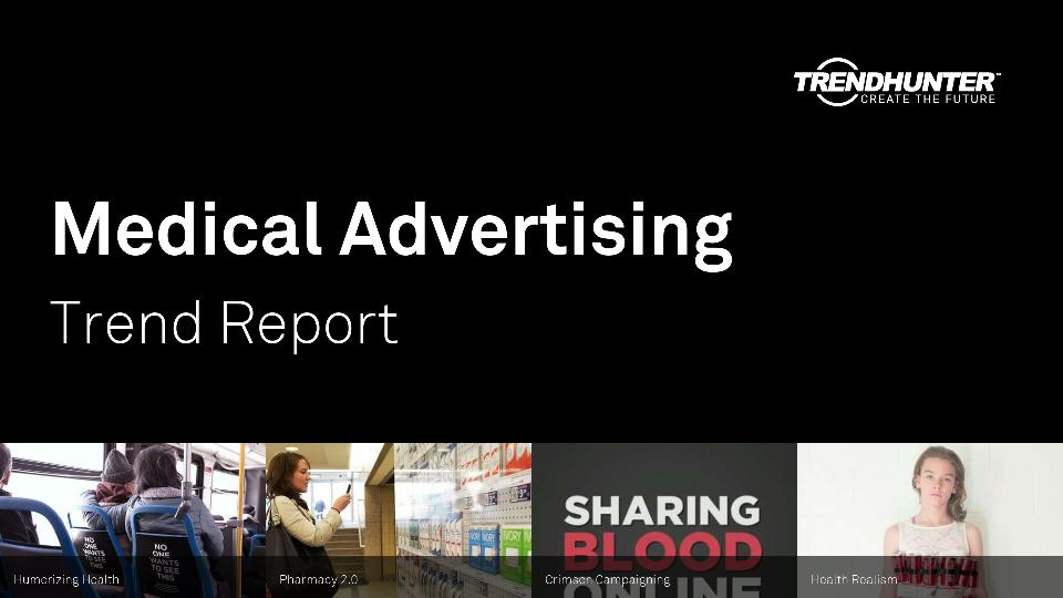 Medical Advertising Trend Report Research