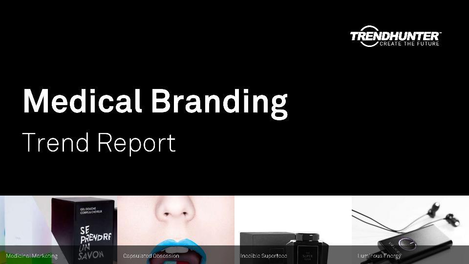 Medical Branding Trend Report Research