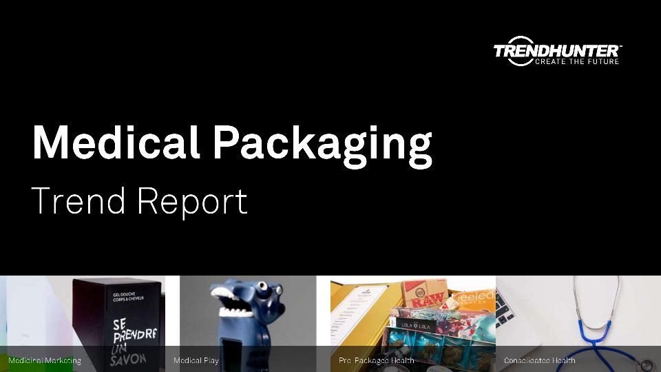 Medical Packaging Trend Report Research