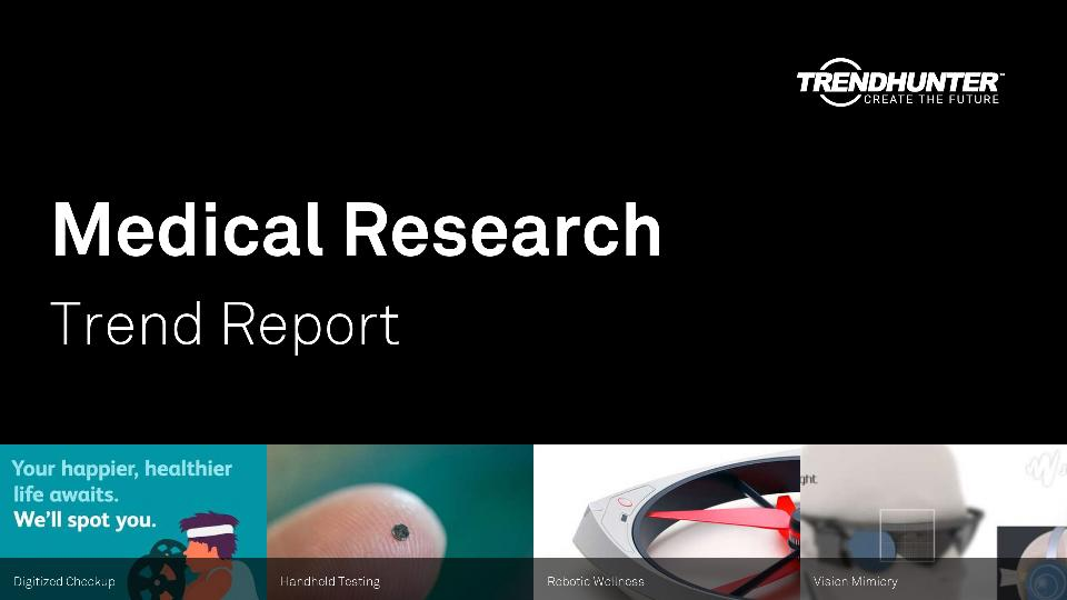 Medical Research Trend Report Research