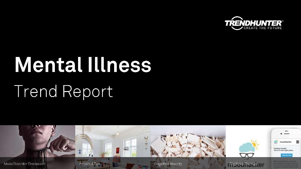 Mental Illness Trend Report Research