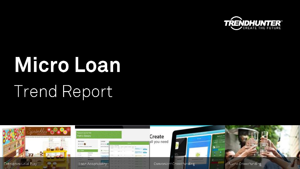 Micro Loan Trend Report Research