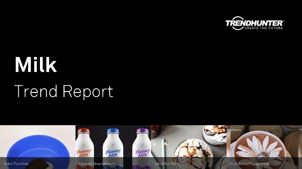Milk Trend Report Research
