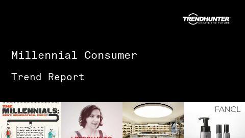Millennial Consumer Trend Report and Millennial Consumer Market Research
