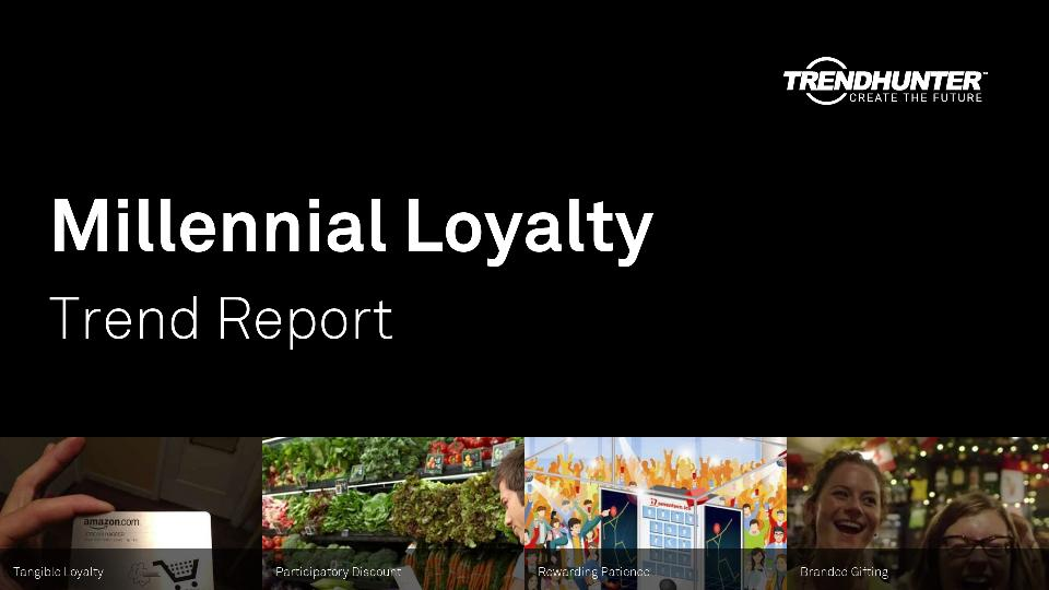Millennial Loyalty Trend Report Research
