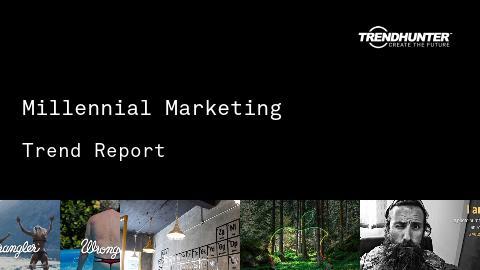 Millennial Marketing Trend Report and Millennial Marketing Market Research