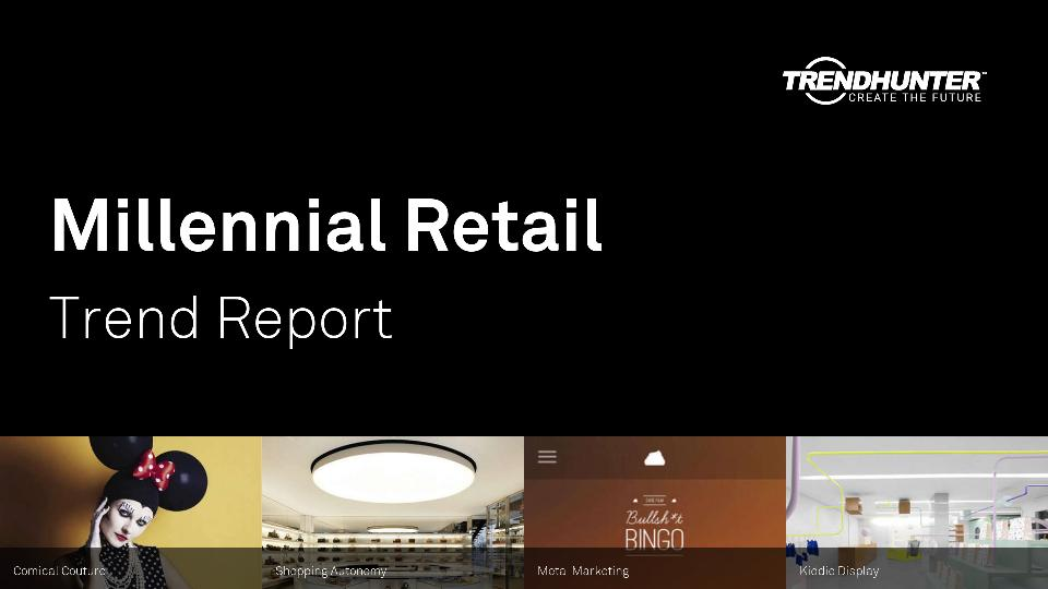 Millennial Retail Trend Report Research