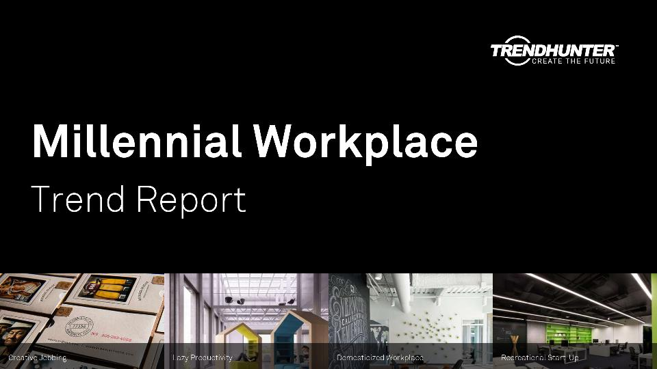 Millennial Workplace Trend Report Research