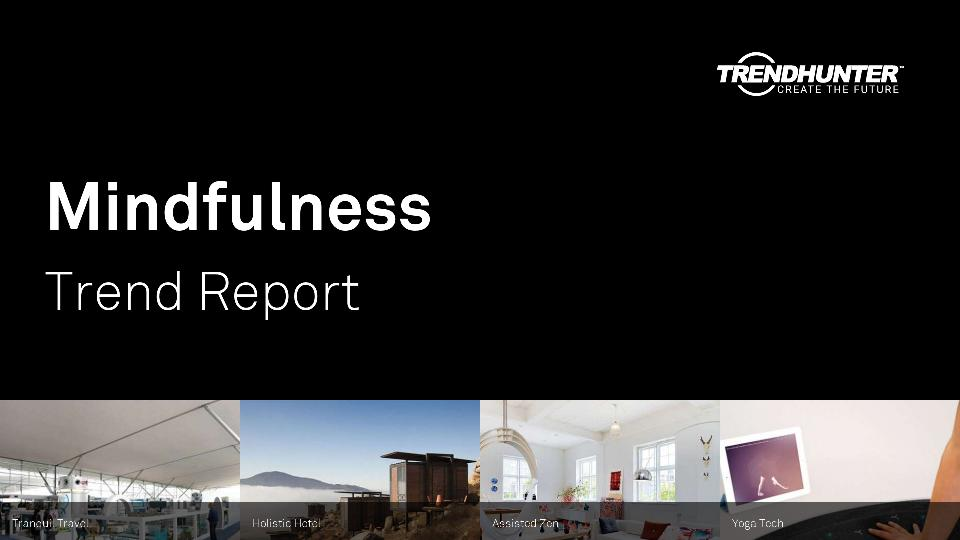Mindfulness Trend Report Research