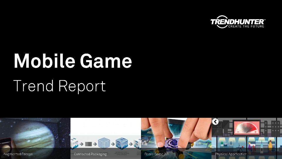 Mobile Game Trend Report Research
