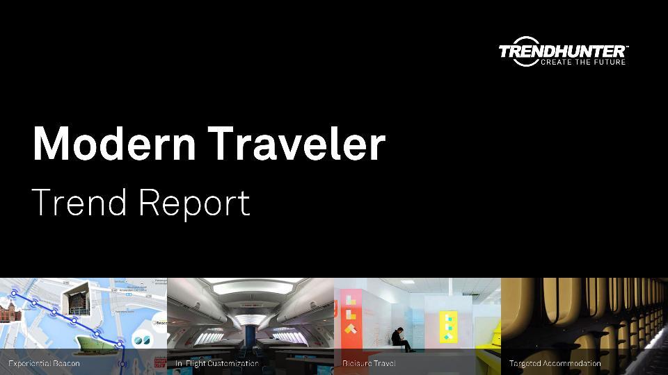 Modern Traveler Trend Report Research