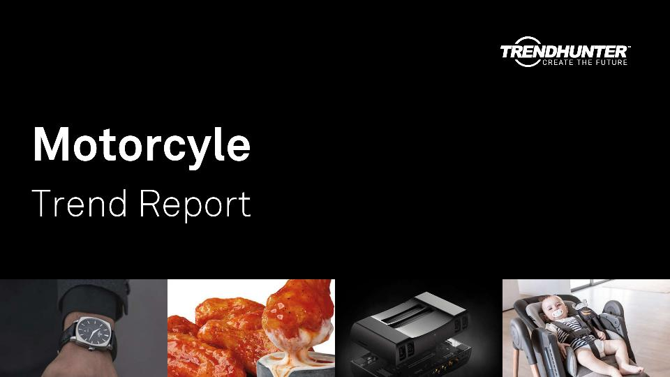 Motorcyle Trend Report Research