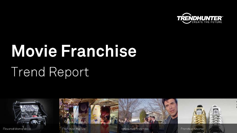 Movie Franchise Trend Report Research