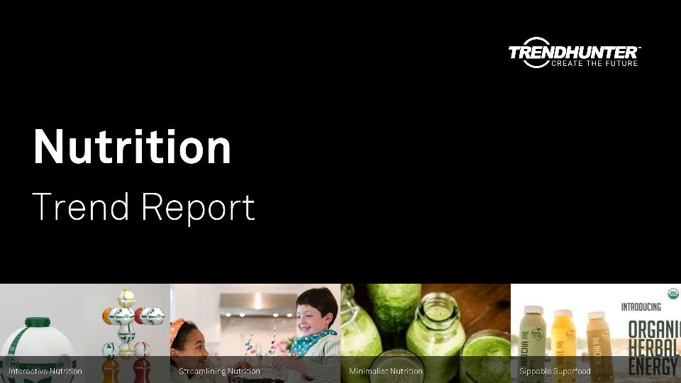 Nutrition Trend Report Research