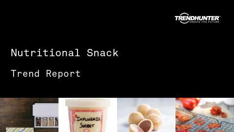 Nutritional Snack Trend Report and Nutritional Snack Market Research