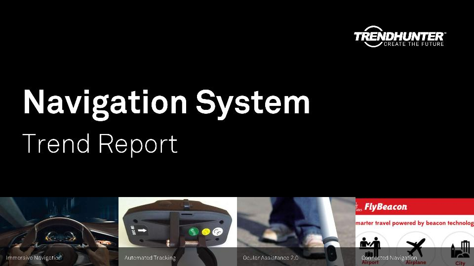 Navigation System Trend Report Research