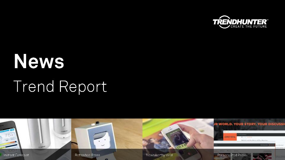 News Trend Report Research