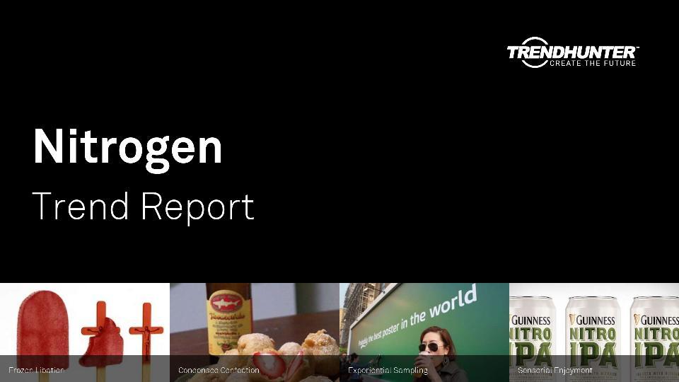 Nitrogen Trend Report Research