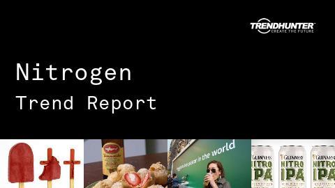Nitrogen Trend Report and Nitrogen Market Research