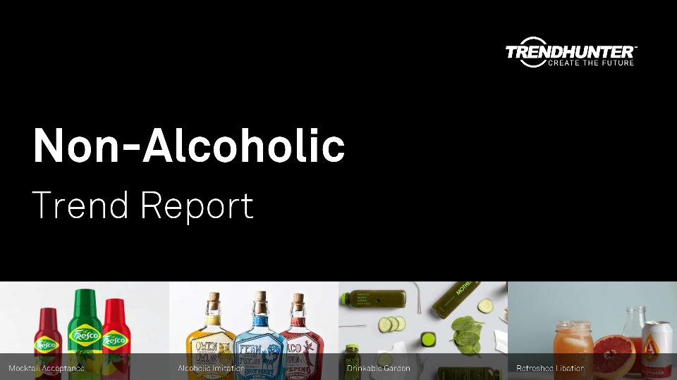 Non-Alcoholic Trend Report Research