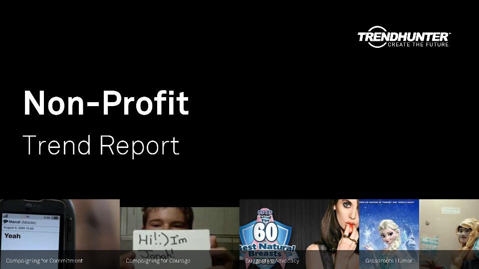 Non-Profit Trend Report Research