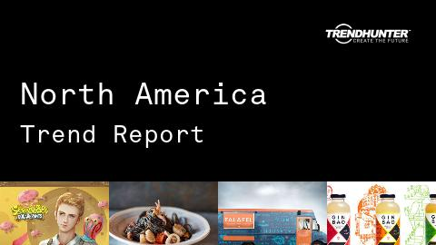 North America Trend Report and North America Market Research