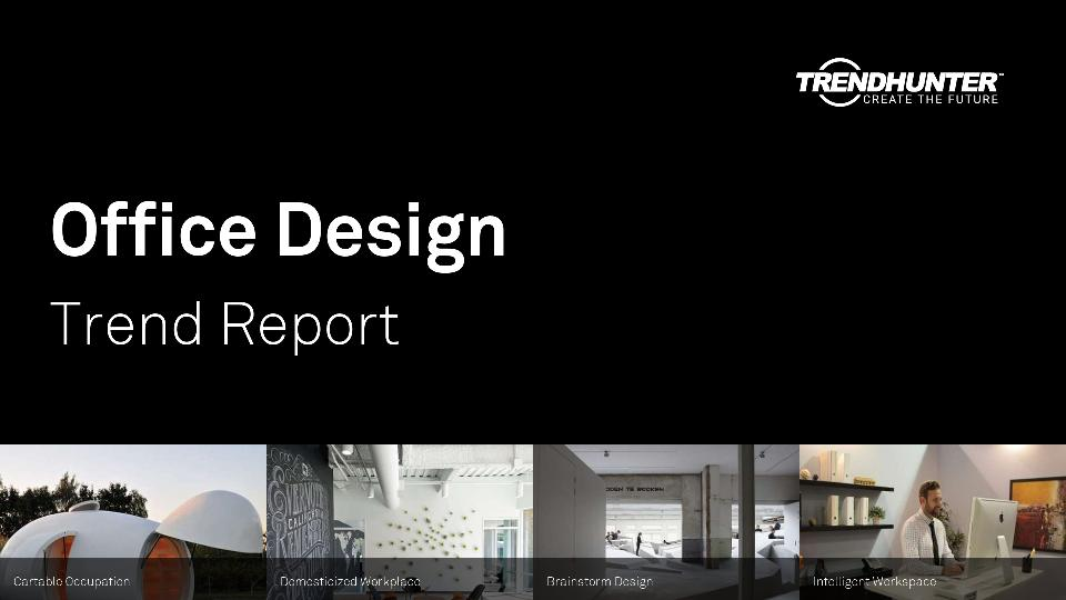 Office Design Trend Report Research