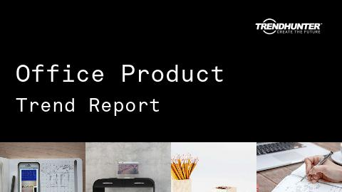 Office Product Trend Report and Office Product Market Research