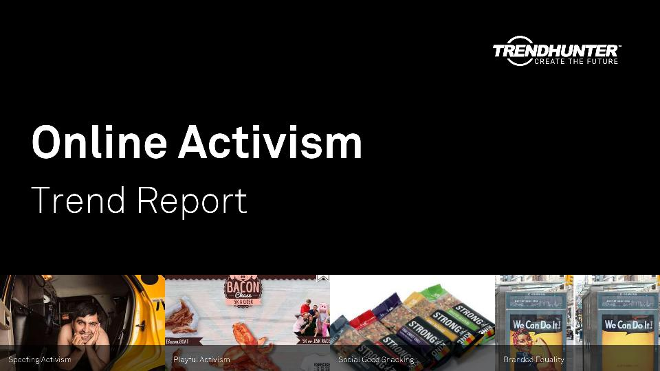 Online Activism Trend Report Research