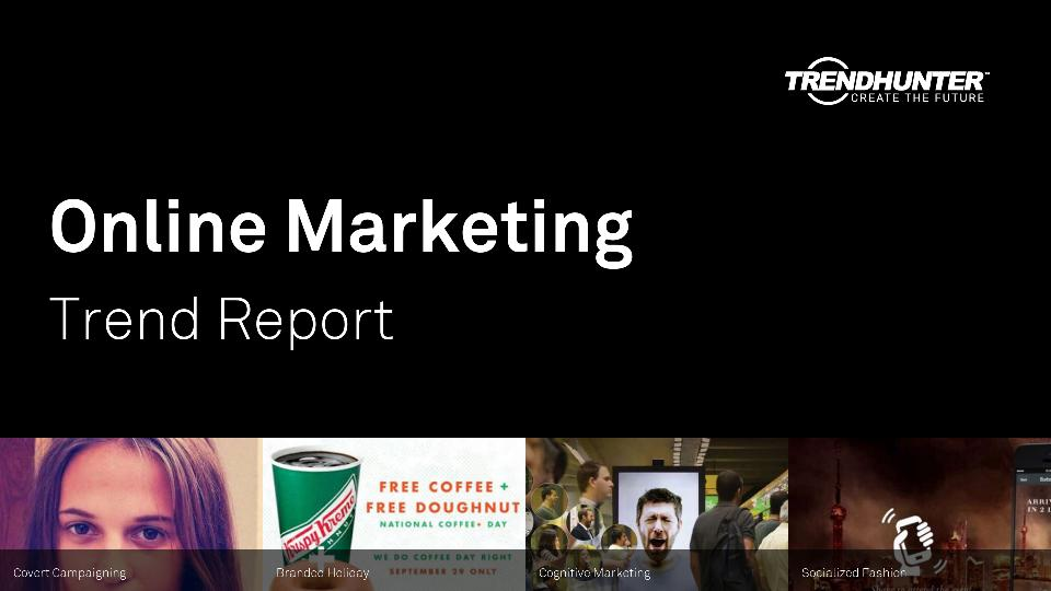 Online Marketing Trend Report Research