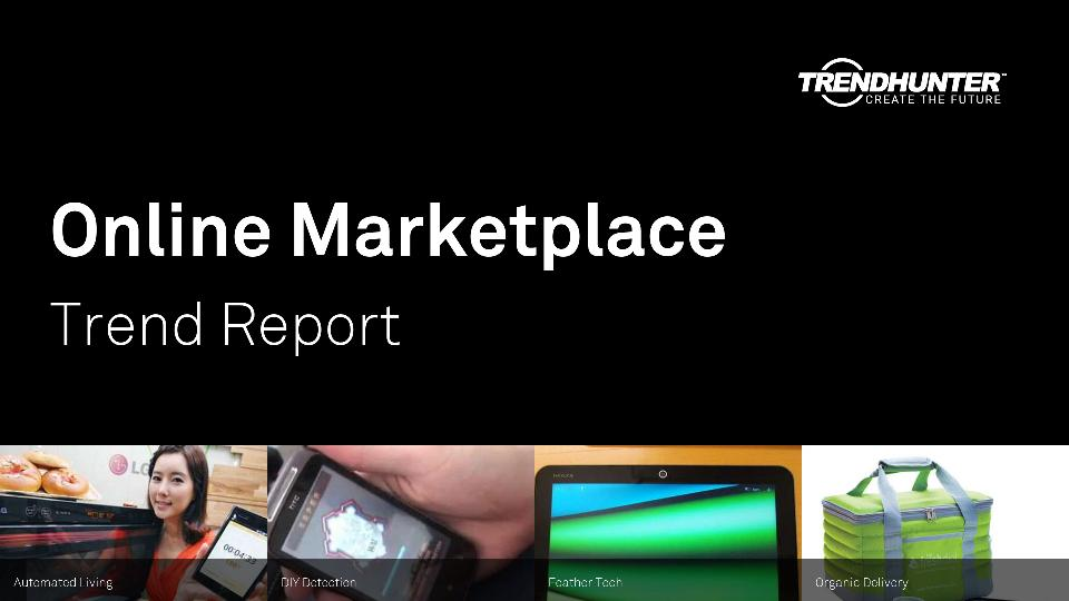 Online Marketplace Trend Report Research