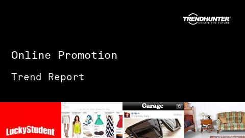 Online Promotion Trend Report and Online Promotion Market Research