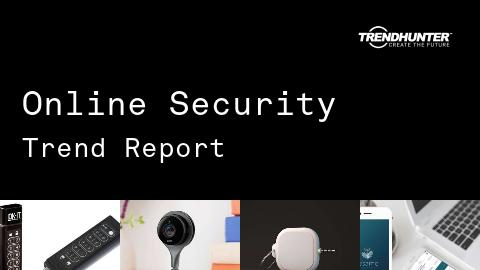 Online Security Trend Report and Online Security Market Research
