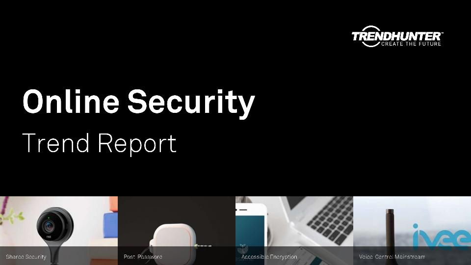 Online Security Trend Report Research