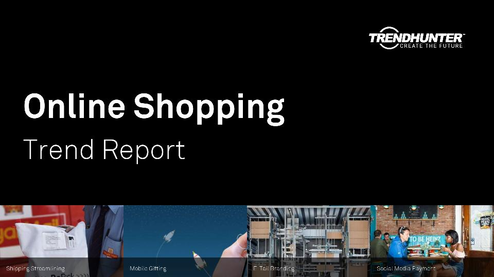 Online Shopping Trend Report Research