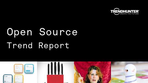 Open Source Trend Report and Open Source Market Research