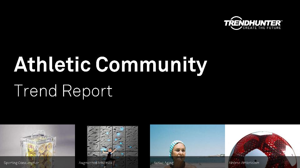 Athletic Community Trend Report Research