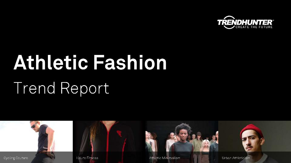 Athletic Fashion Trend Report Research
