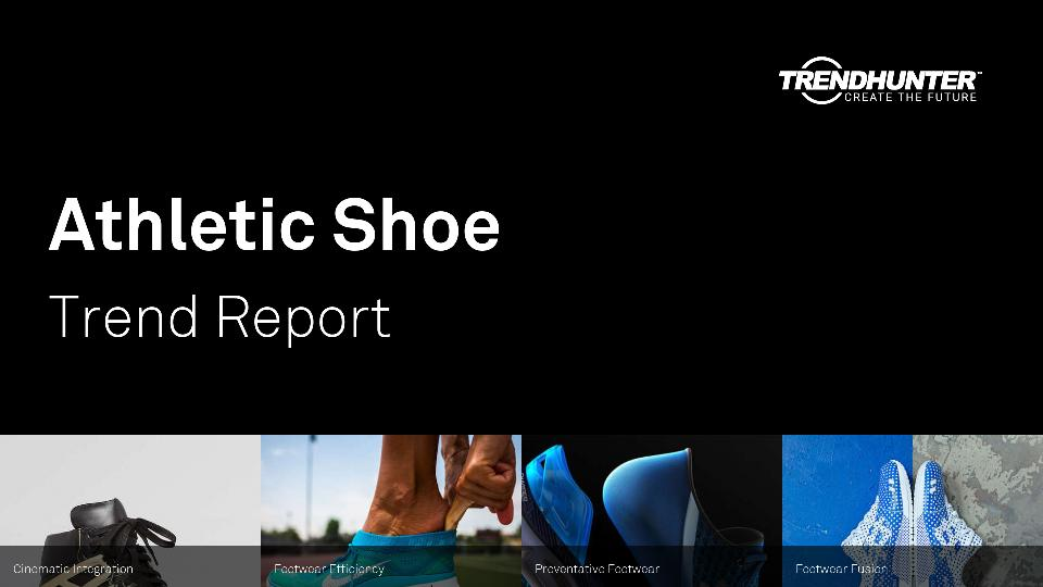 Athletic Shoe Trend Report Research